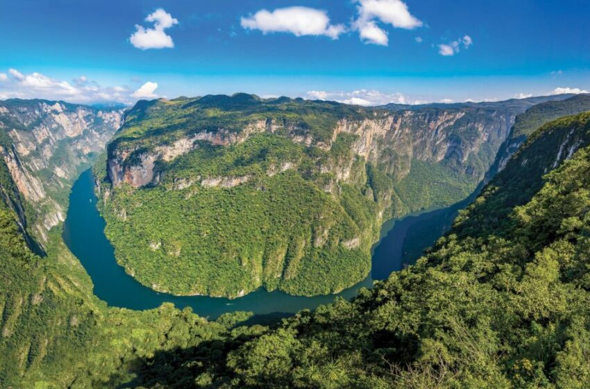 The most amazing natural places of Chiapas