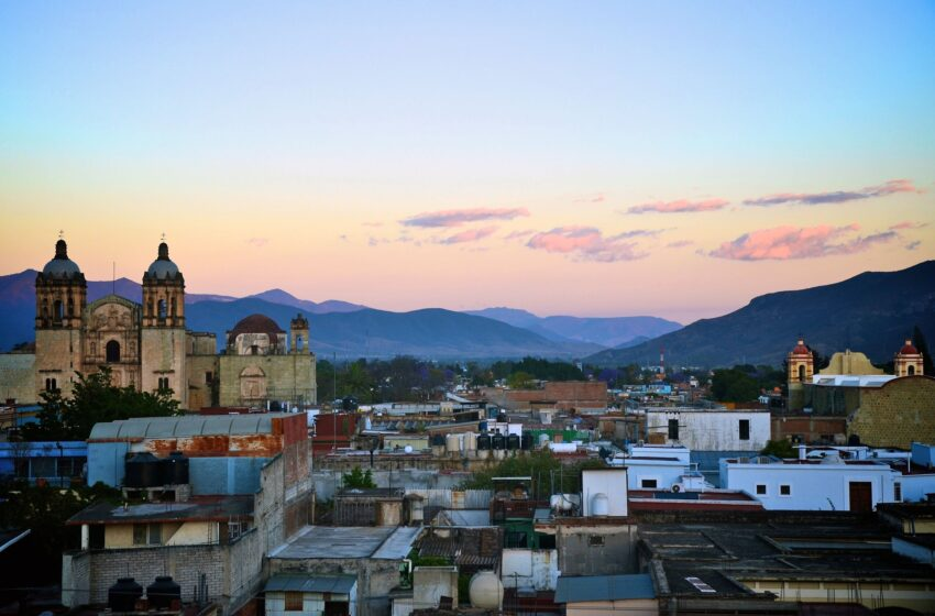 Places to visit in Oaxaca