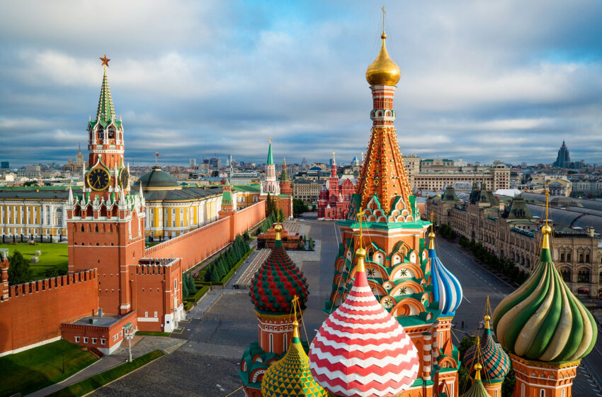 The differences between 2 capitals of Russia