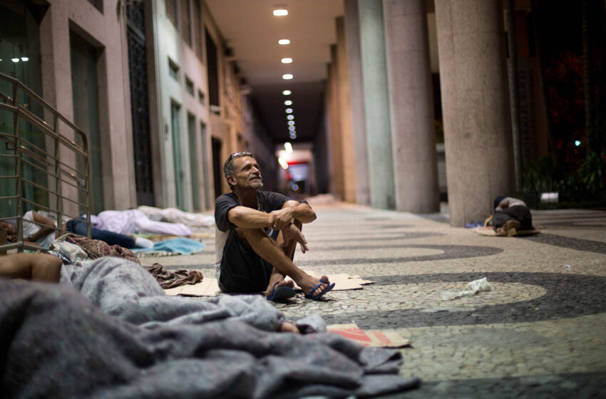 An Introduction to Homelessness in the US and Brazil