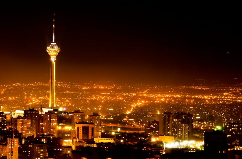 Seven beautiful Iranian cities