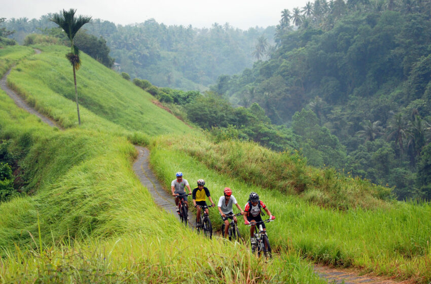 The cycling trend in Indonesia