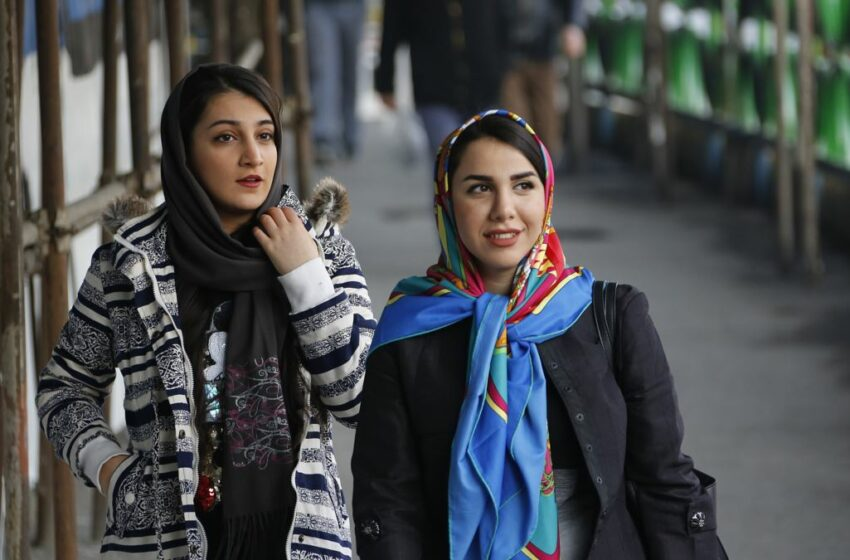 The situation of women in Iran