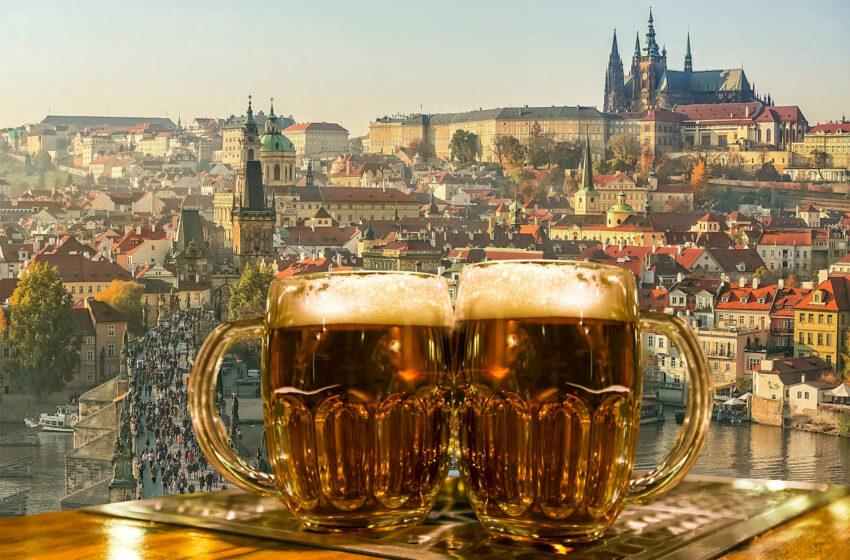 The Beer Cultures Of Brazil And Czechia