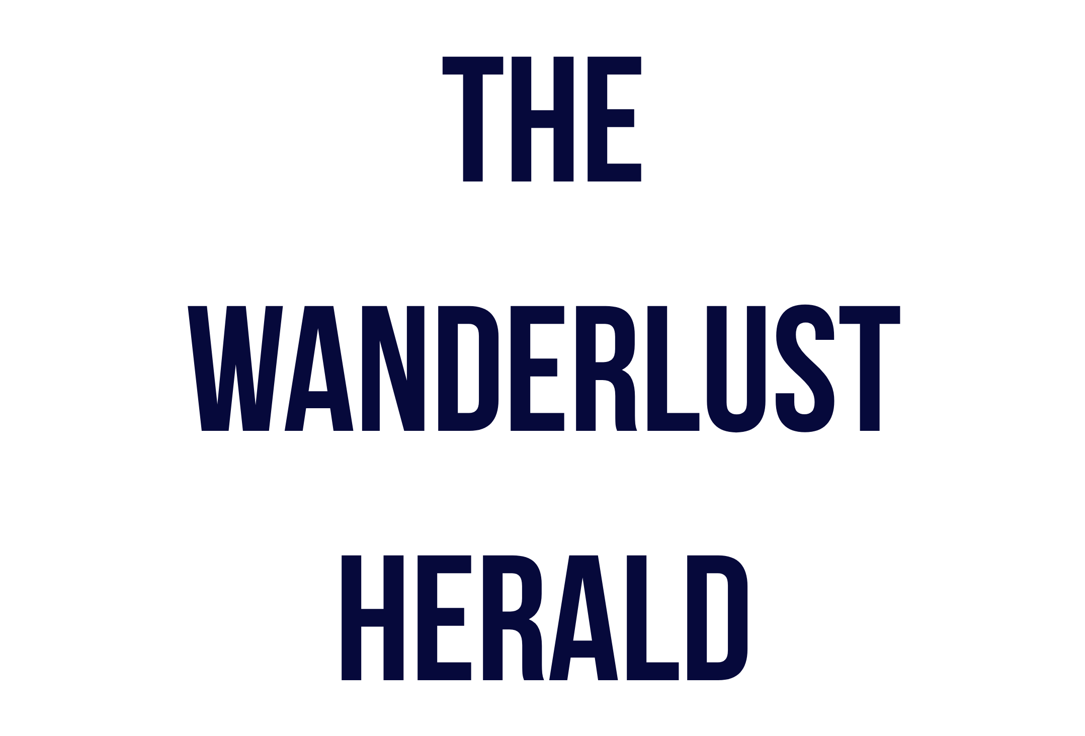 The Wanderlust Herald
