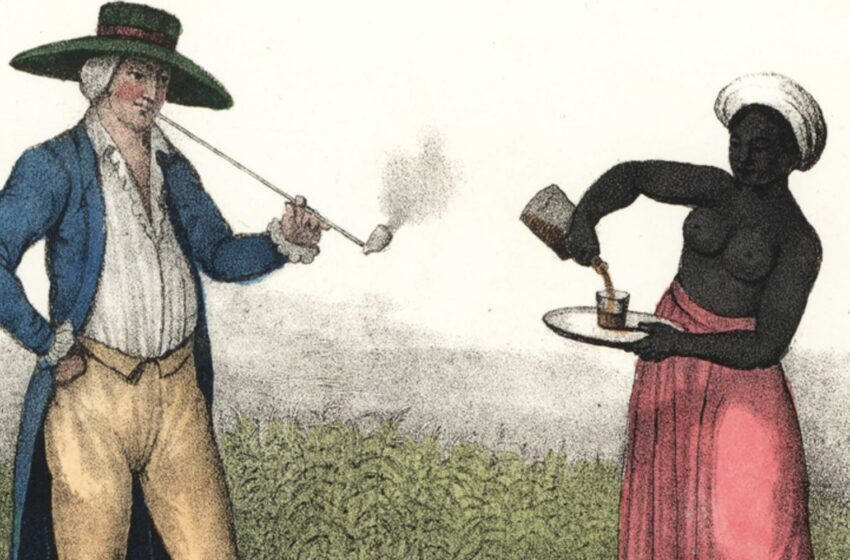 The Legacy of Slavery: Comparing Britain and Brazil