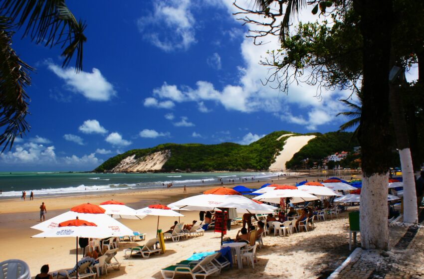 Christmas and New-Year Sights in Brazil