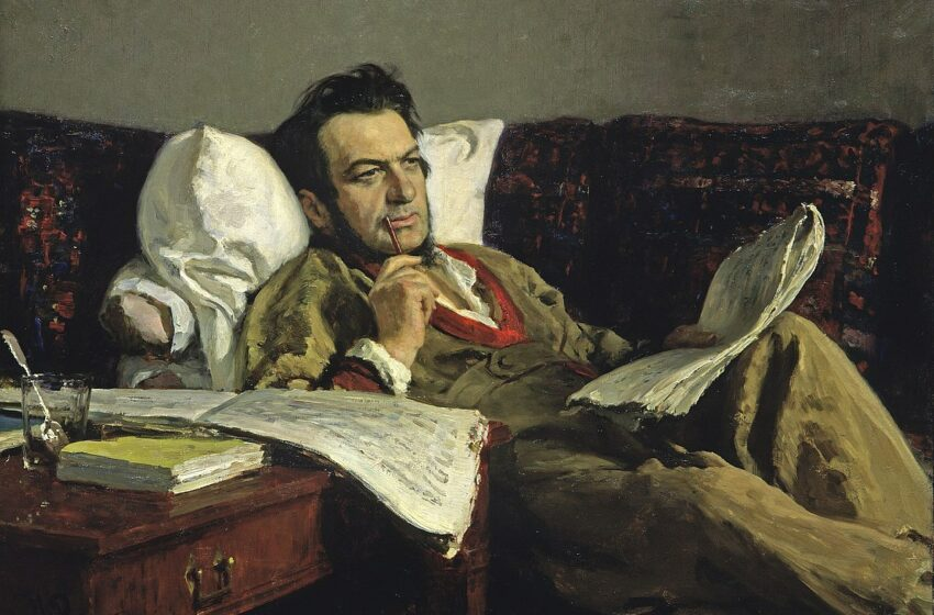 How Czechs See Classic Russian Literature: Oblomov